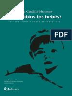 ¿Son Sabios Los Bebés. Escritos Clínicos Sobre Perinatalidad. Introd y Cap.1