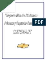 chevy Reparacion de sistemas de 1 y2 generacion.pdf