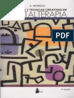 Ejercicios y tecnicas creativas de Gestalterapia - Andre Moreau.pdf