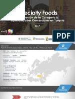 Turquia Webinar Specialty Foods