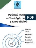2 TANATOLOGIA El Vinculo, El Perdon