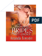 The Hi Glands Bride Choise Amanda Forester