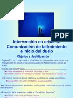 10 TANATOLOGIA Intervencion en crisis.pps