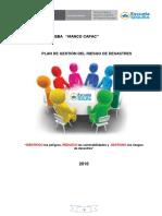 Estructura Pgrd Ie-2018