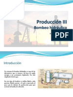 3 Produccion III - Bombeo Hidráulico