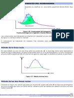 Componentes Del Hidrograma y Métodos de Separación