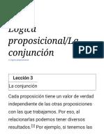 Lógica proposicional_La conjunción - Wikiversidad.pdf