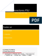 Conectores Psu