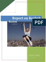 Reebok Report