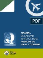 30364498 Manual de Calidad Turistica Para Agencias de Viaje y Turismo