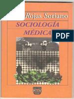 Sociologia Medica Rojas Soriano