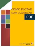 Como plotar com Autocad