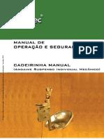 Manual Cadeirinha