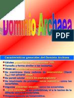 Diversidad Archaea