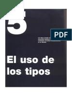 El uso de los tipos.pdf