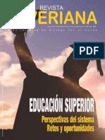 Mora Andrés. Educación superior Revista Javeriana