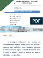 Apostila de Drenagem Urbana Do Prof Cardoso Neto