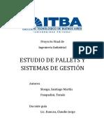 S634 - Estudio de Pallets y Sistemas de Gestión