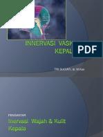 Innervasi  vaskularisasi