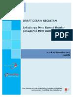 Draft Desain Lokakarya Duta Rumah Belajar