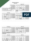 Rotational Calendar 18-19 [ES]