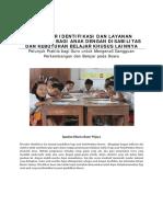 Buku Prosedur Identifikasi ABK PDF