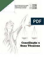Apostila - Conciliação e Suas Técnicas