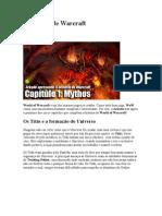 A história de Warcraft