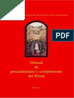 Arco Real - Manual de Procedimiento y Complemento Del Ritual