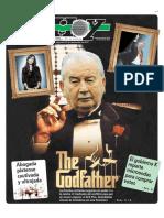 El cuestionado jefe de la AFA Julio Grondona