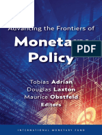 Advancing the Frontiers of Monetary Policy - International MF----