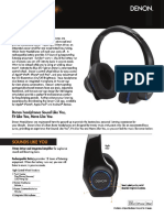 Urban Raver AH-D400 Over-Ear Headphone Spec Sheet 7.19.12.pdf