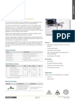 Sensitec_VTMS_ System for Measurement of Dynamic Valve Lift