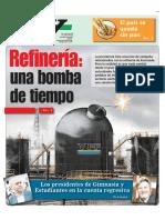 Las refinerias petroleras durante el kirchnerismo