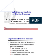 Definition Voting Process
