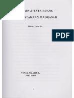 Desain Dan Tata Ruang Perpustakaan Madrasah