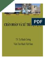 Bài giảng Chẩn đoán và xử trí đột quỵ - TS. Tạ Mạnh Cường.pdf
