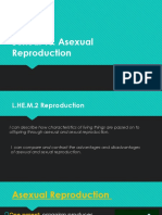 Sexual and asexual reproduction webquest