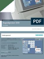 Gasometro PESp25 Guia rápida RP500