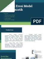 Model Deterministik