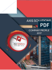 Axis Solutions Company Profile 2017