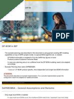 DP BOM Modeling Example