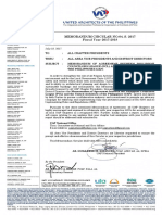 a30 - Memo Circular No.04_moa Pcl and Uap