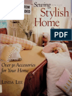 Sewing Stylish Home Projects Over 30 Accessories for Your Home