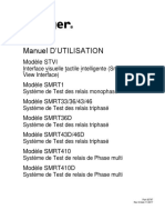 User Manual STVI_SMRT PN 83797 French Rev6