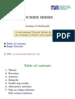 Fourier Series Tutorial