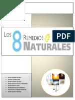 8 Remedios Naturales
