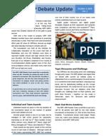 AMP Debate Digest Vol 2 - Oct 2010