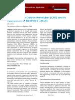 12. Introduction on CarbonNanotubes
