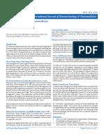 16. Editorial on Advanced Nanomedicine
